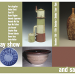 Holiday Show and Sale postcard